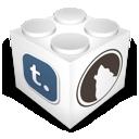 Tumblr Plugin Icon